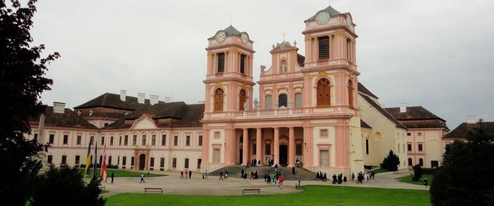 What is in Gottweig Abbey - Church