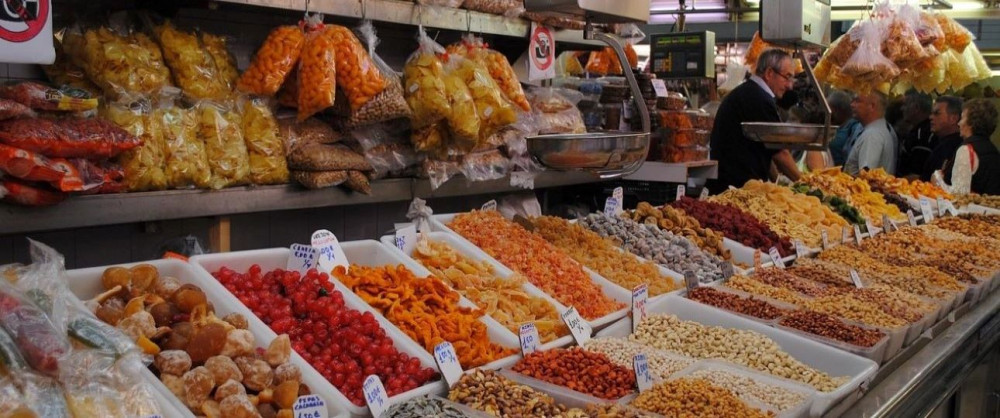 Slow down to enjoy travel - local food