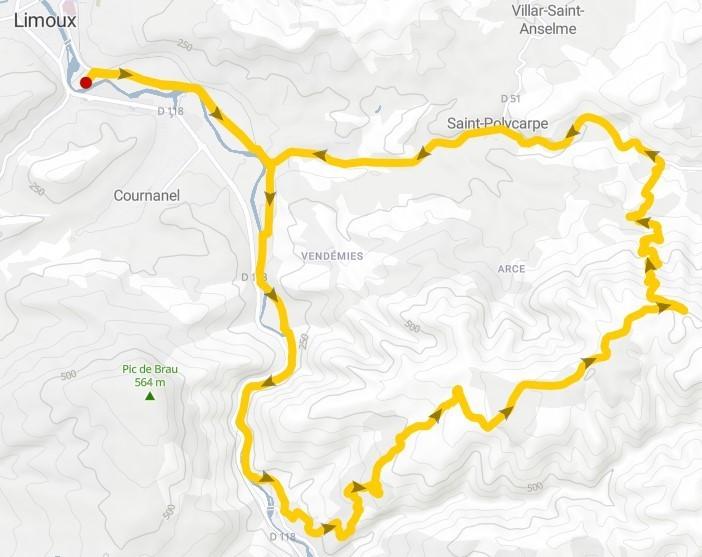 Alet Route