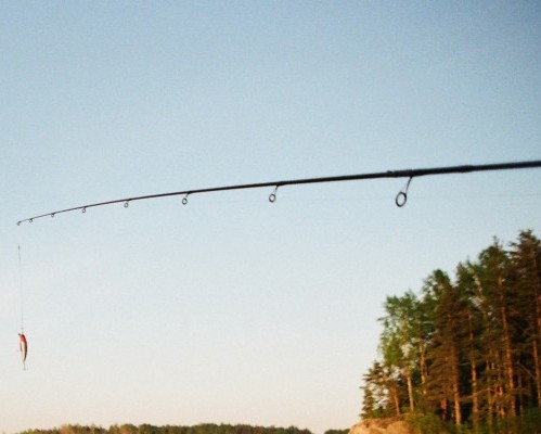 Good fishing rod and reel for beginners
