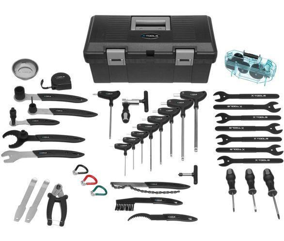 39 peice bike tool kit