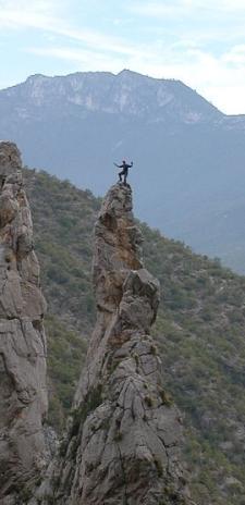 Climbing High With WA