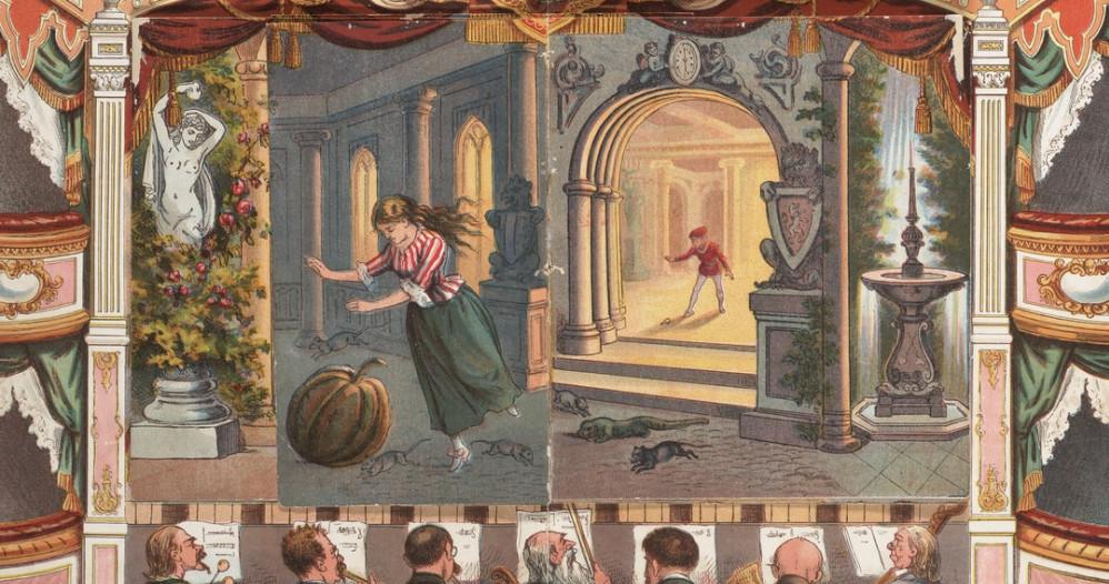 Cinderella fairy tale for ESL