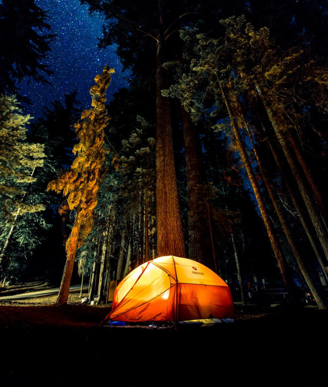 Tips for Camping in the rain with kids