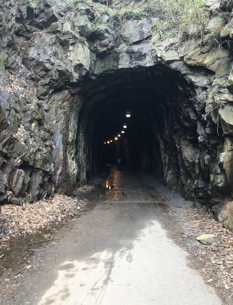 Blackwater Creek Trail for best for family biking