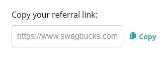 How To Get Copy Of Referral Link At Swagbucks To Share