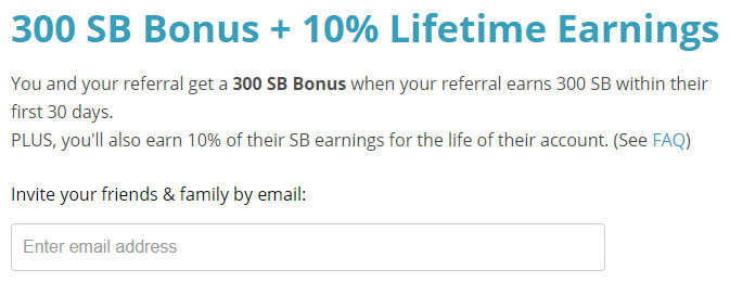 How To E-Mail Friends and Family A Referral To Join Swagbucks And Earn Points