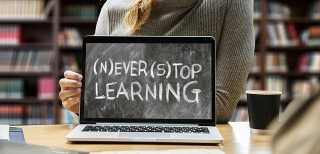 Never Stop Learning At Wealthy Affiliate