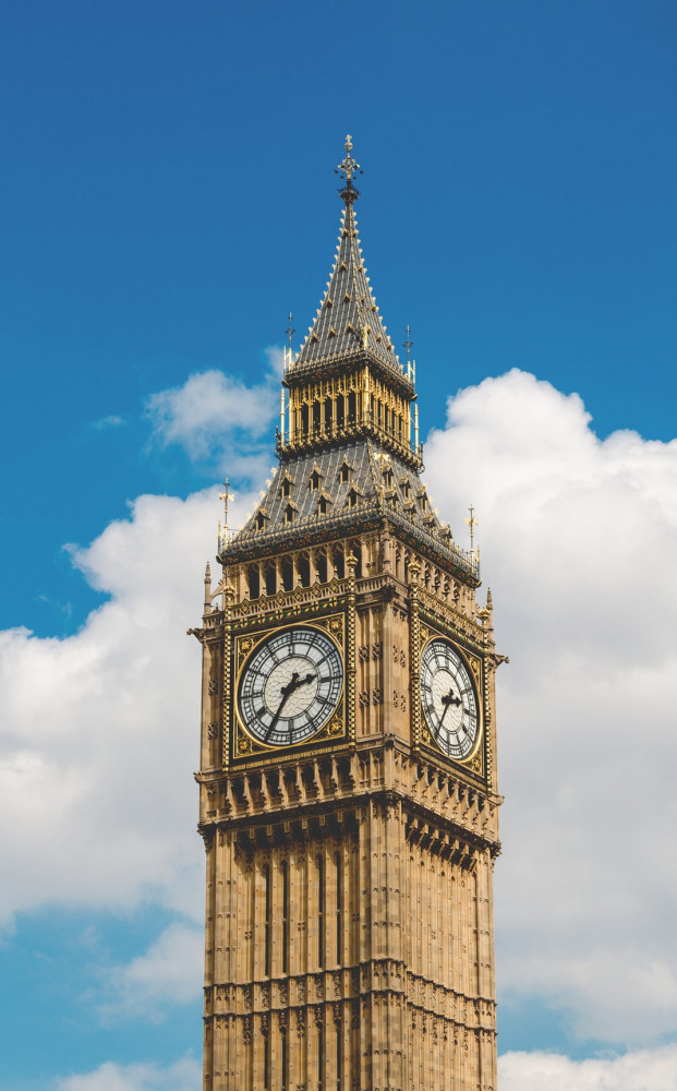 virtual tour of Europe for homeschoolers - Big Ben
