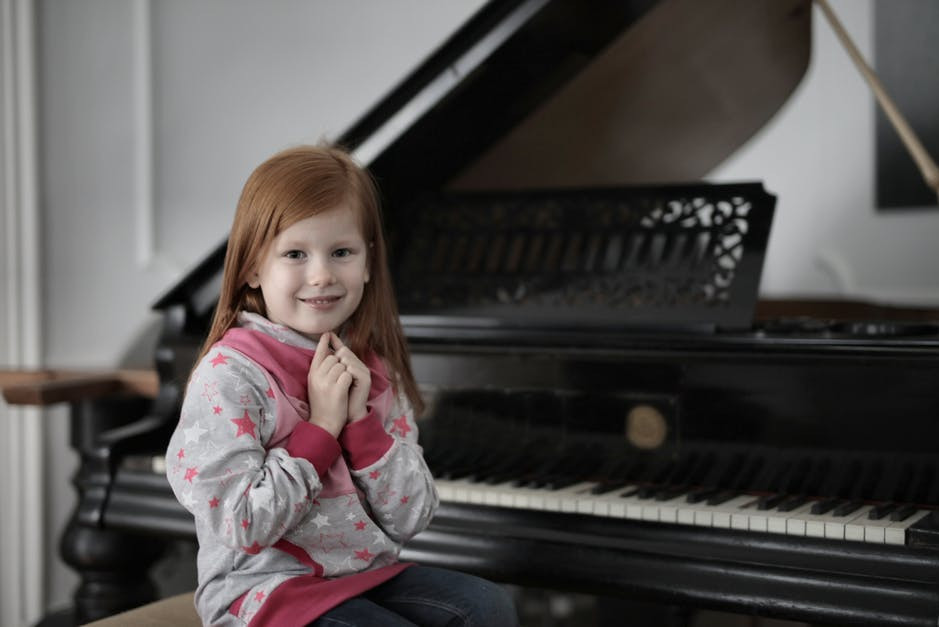 stay connected with friends and family - piano recital