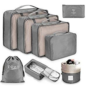 DIMJ Packing Cubes