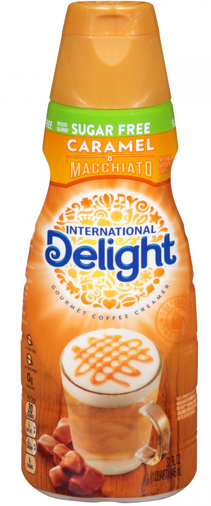 International Delight Caramel Macchiato