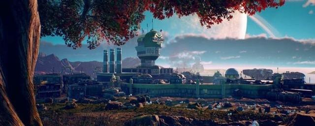 best pc games, outerworlds