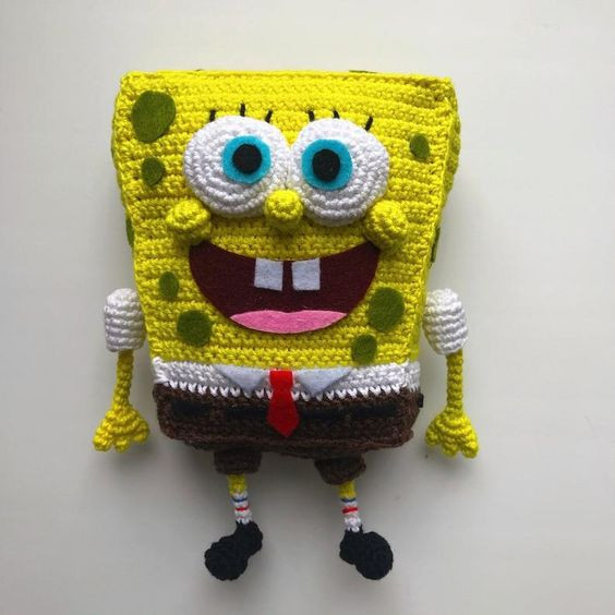 SpongeBob SquarePants Crochet Patterns