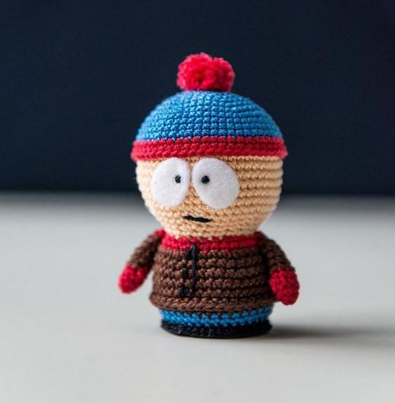 Stan Marsh Crochet Pattern
