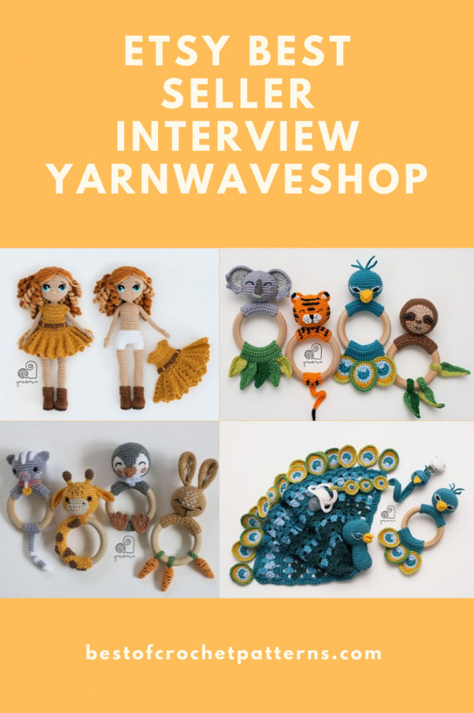 YarnWaveShop Interview