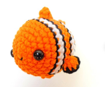 Story Land Amis - Nemo crochet pattern