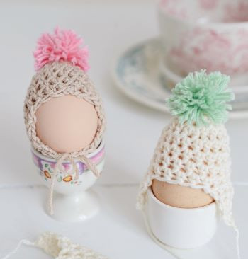 Egg dude hats by Yvestown