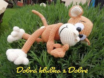 Monkey Viki - crochet pattern from BearsOfGood