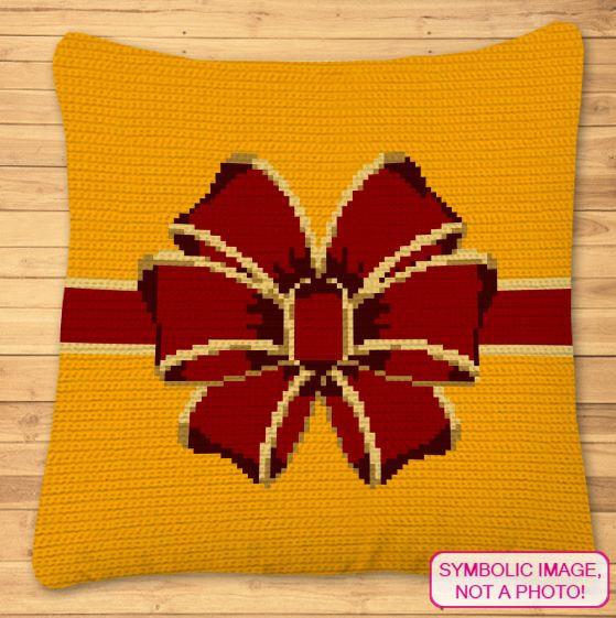Christmas Crochet Pattern - Crochet Gift Pattern