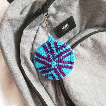 Earbud holder free pattern