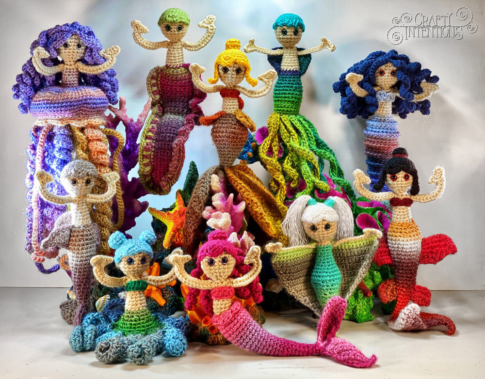 Crochet Mermaids Patterns