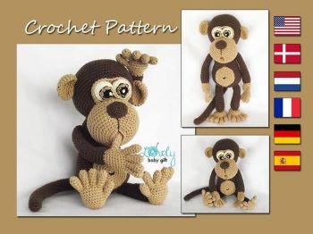 Monkey from LovelyBabyGift