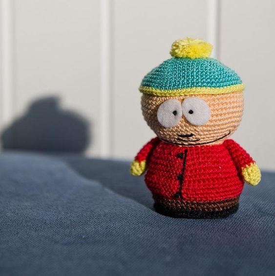 Eric Cartman Crochet Pattern