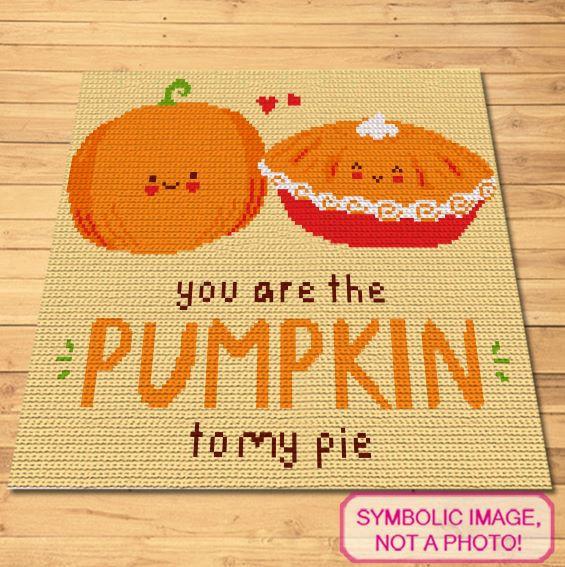 Thanksgiving Crochet Patterns - Crochet Pumpkin Pattern