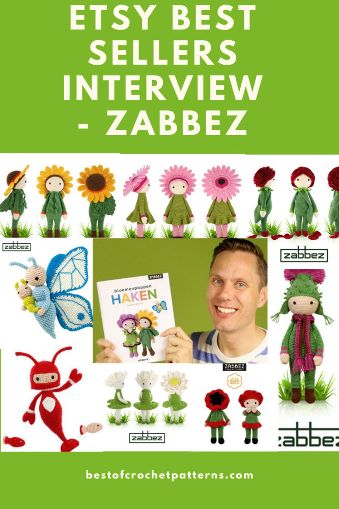 Etsy best seller interview - Zabbez