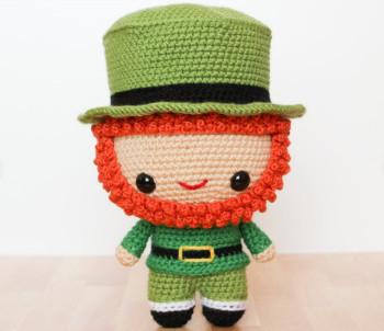 StoryLand Amis - Leprechaun crochet pattern