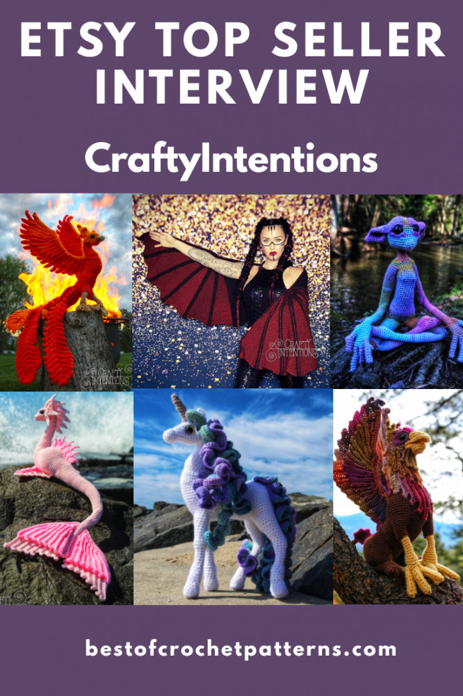 Etsy Top Seller Interview - CraftyIntentions