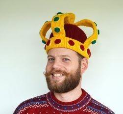 The Royal Crown Crochet Pattern