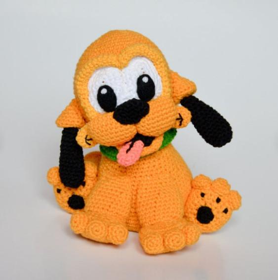 Baby Pluto Crochet Pattern by Krawka