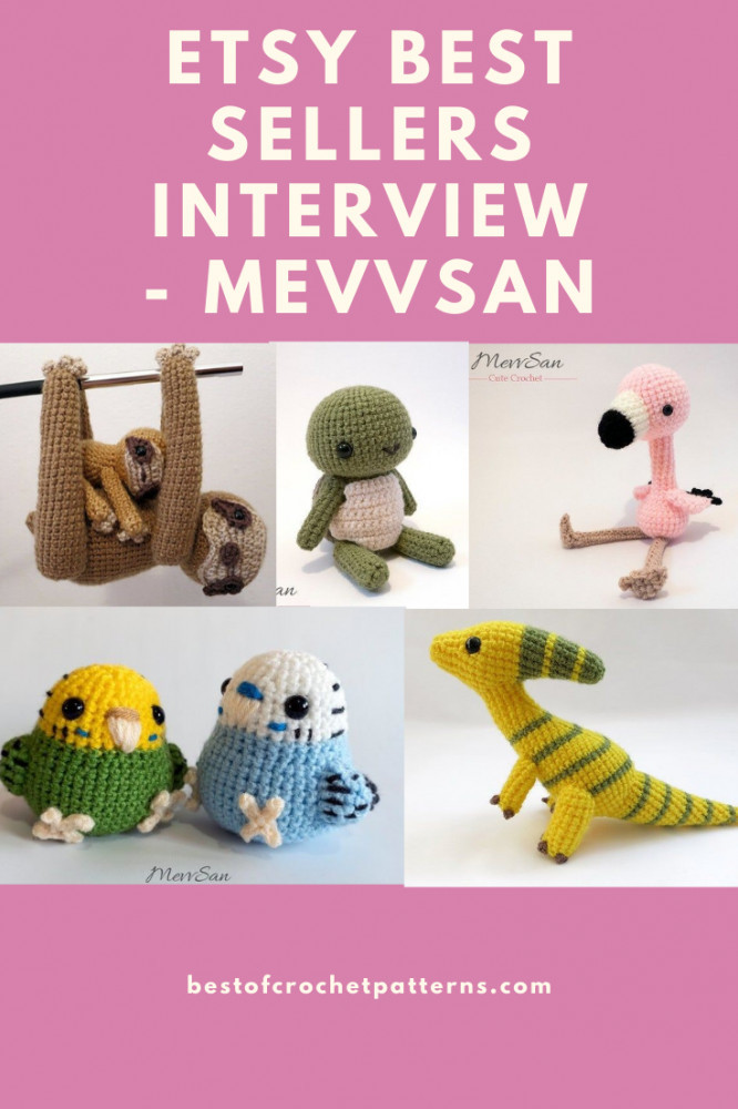 MevvSan Etsy Best sellers interview