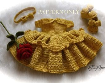 Princess Baby Belle Dress