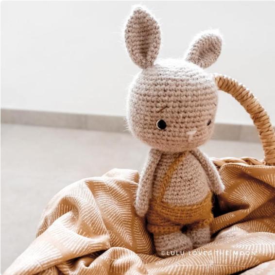 Amigurumi Bunny Kit - Best Gift For Crochet Lover