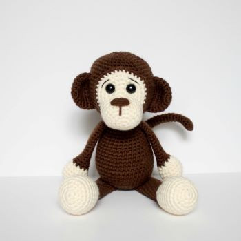 Yeti and Bigfoot amigurumi pattern | A pattern to make a cut… | Flickr | 350x350