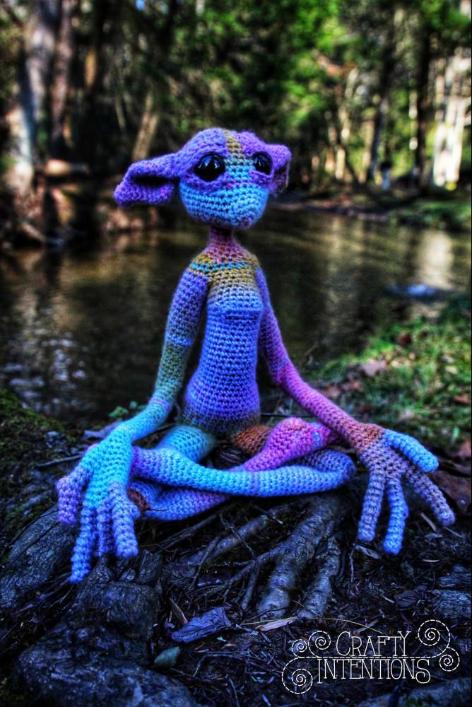 Crochet Pixie Pattern