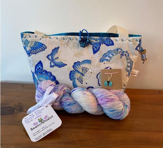 Crochet Gift Set - Best Gift For A Crochet Lover