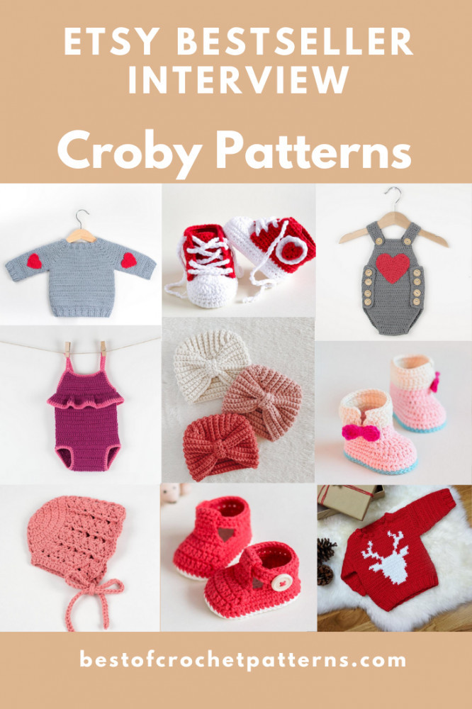 Etsy Bestseller Interview - Croby Patterns