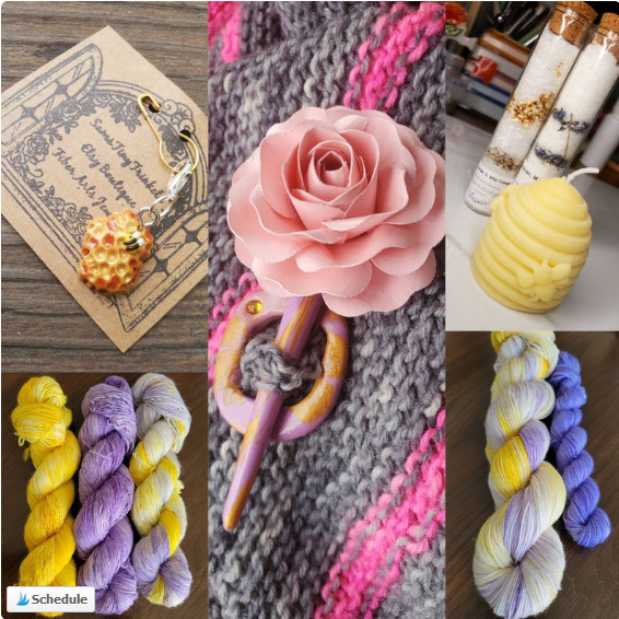 Mother's Day Gift Set - Best Gift For A Crochet Lover