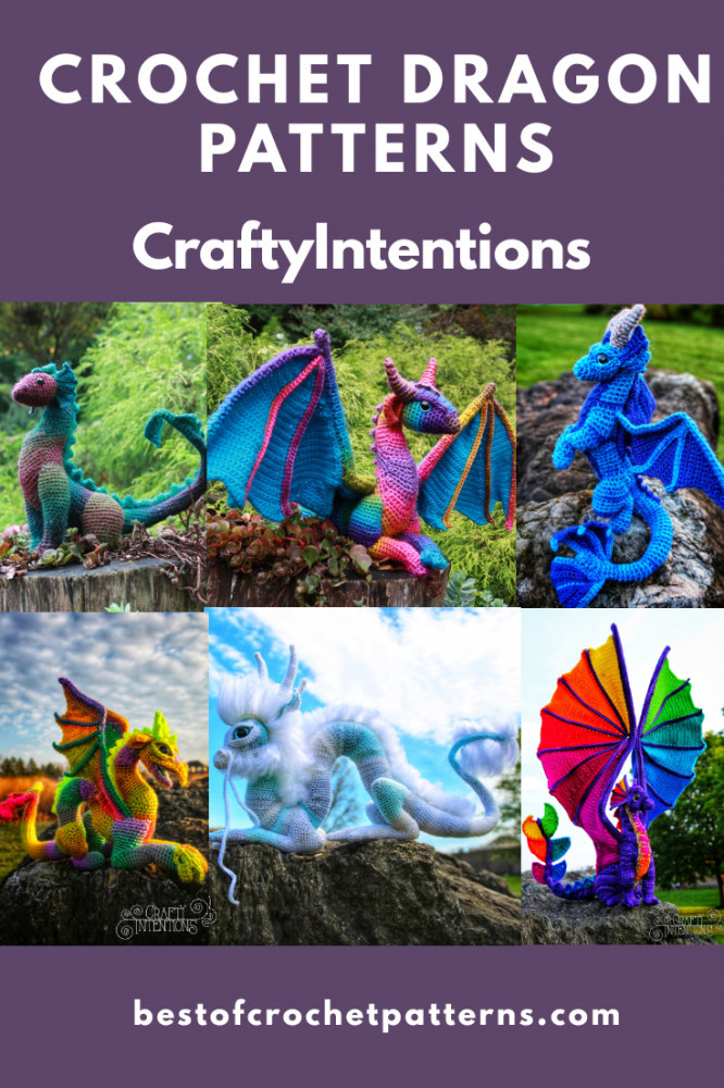 Crochet Dragon Patterns