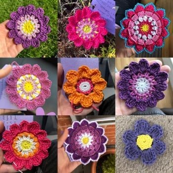 Random act of crochet kindness