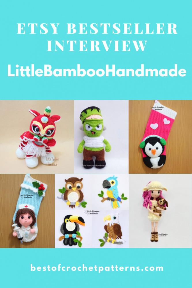 Etsy Bestseller Interview - LittleBambooHandmade
