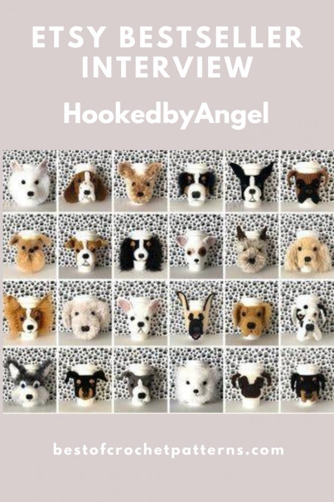 Dog Cozy Crochet Pattern By HookedbyAngel