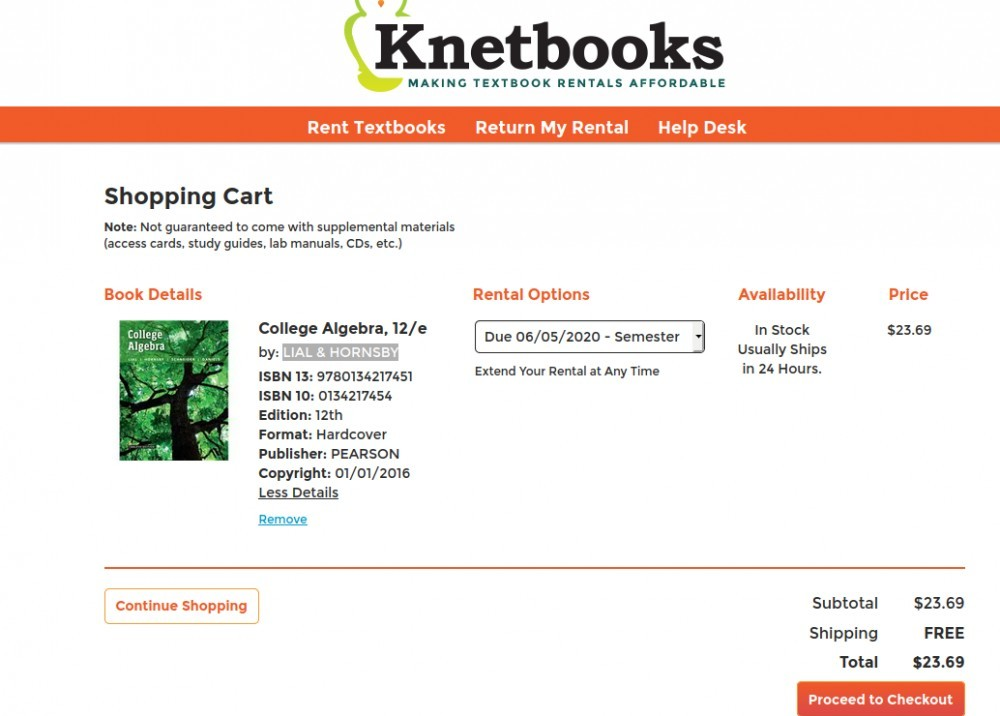 How to Buy Cheap College Textbooks on Knetbooks?
