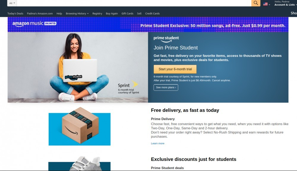 How to Buy Cheap College Textbooks with Amazon Prime Student?