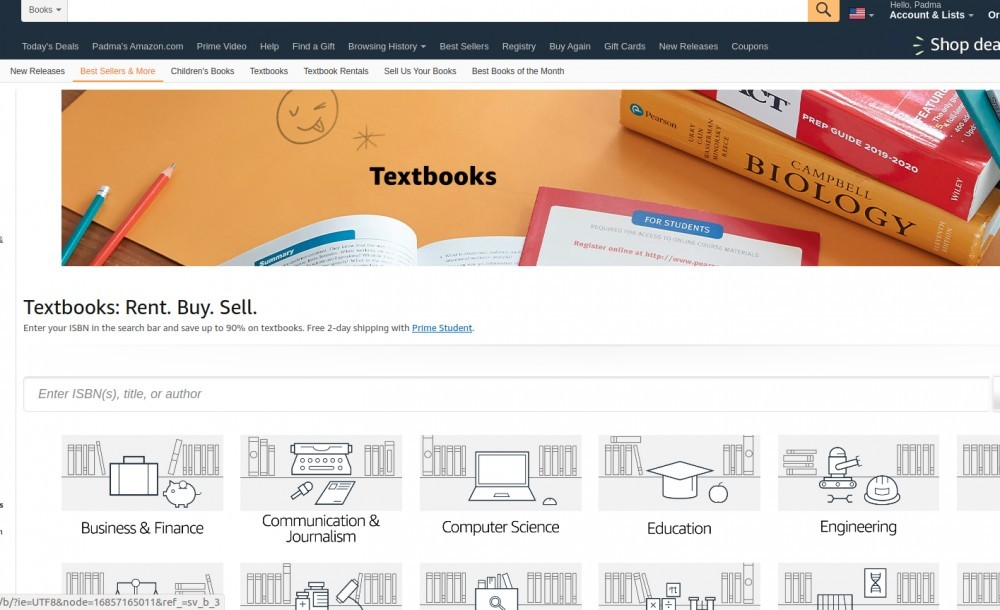 How to Buy Cheap College Textbooks on Amazon?