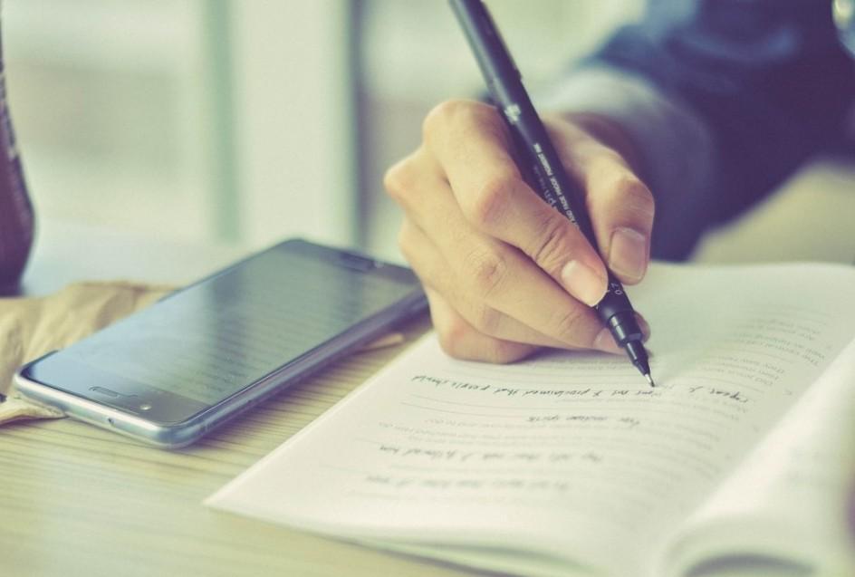 kako napisati prvi blog